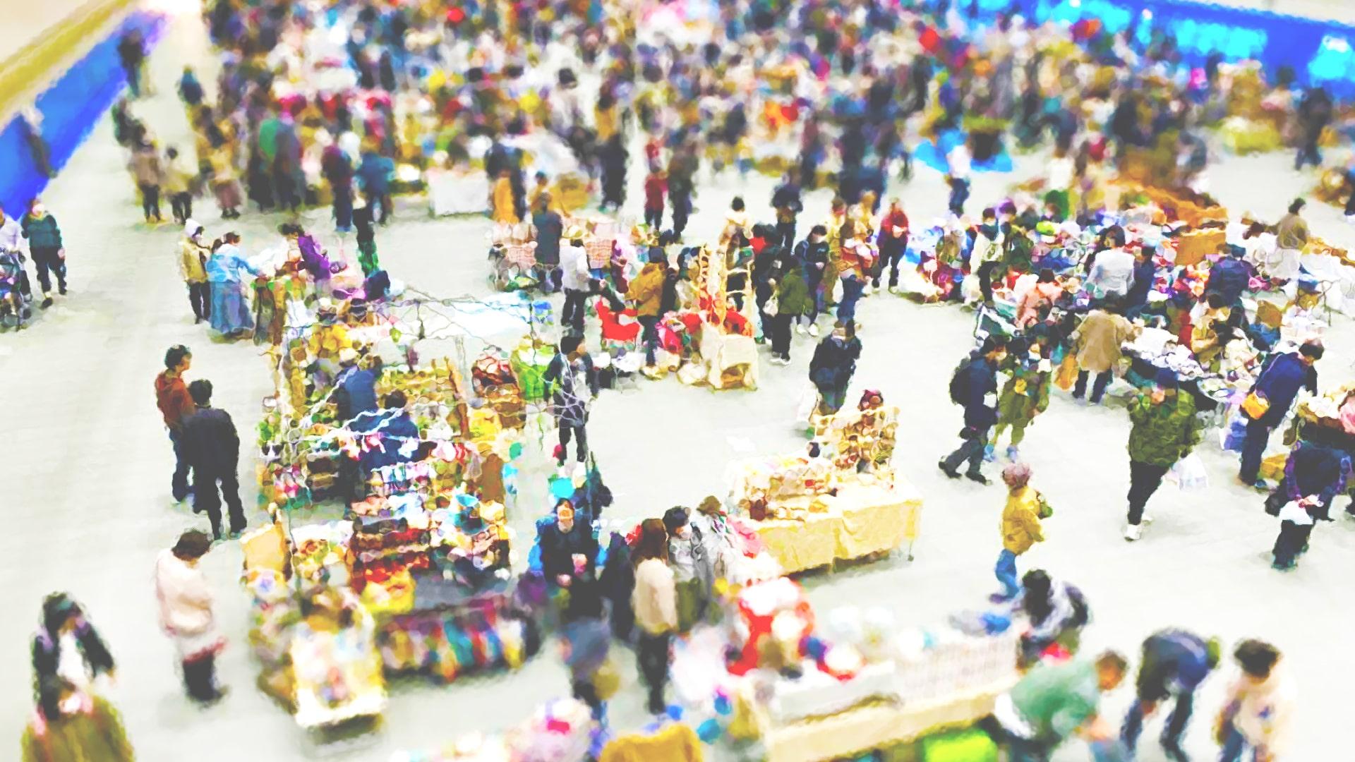 画像:フレンドリーシップマーケット